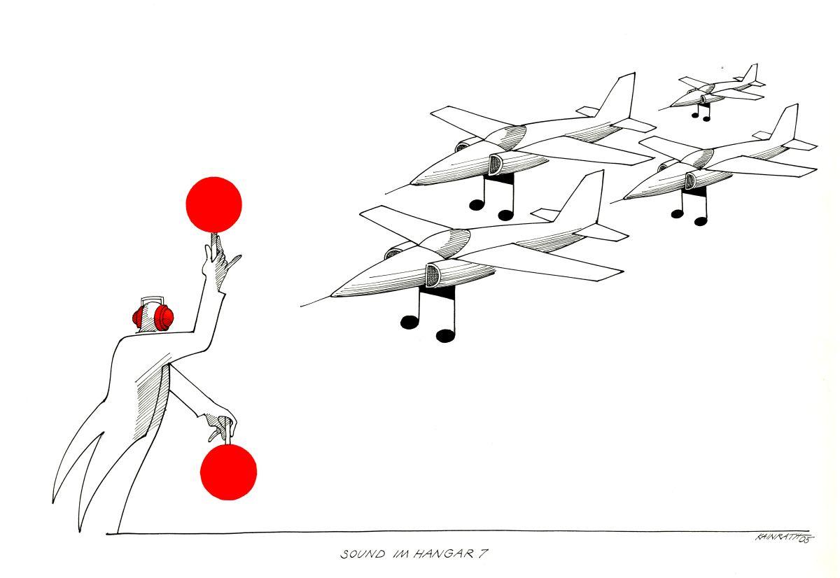 Sound im Hangar-7